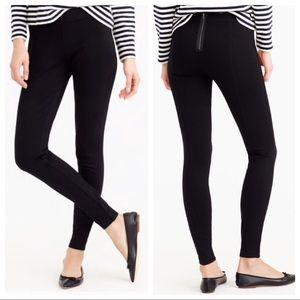 Black Pixie Pants | J. Crew ponte work pants | XS